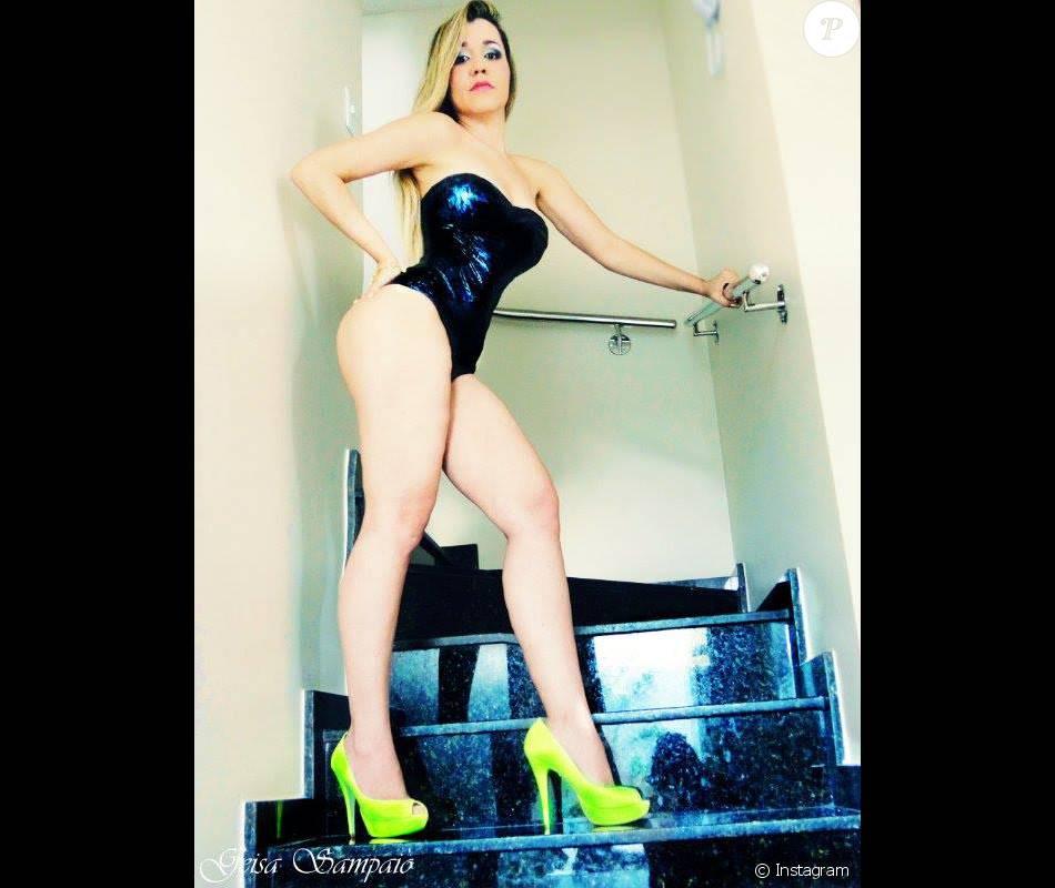 Carla Verde se identificou como pivô da crise de ciúmes de Ivete Sangalo e aceitou convite para posar nua