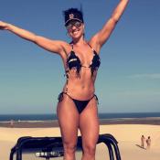 Namorada de Zezé Di Camargo, Graciele Lacerda rebate críticas a corpo: 'Inveja'