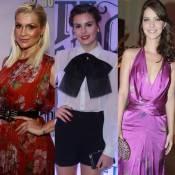 Flávia Alessandra, Camila Queiroz e elenco lançam 'Êta Mundo Bom'. Veja looks!