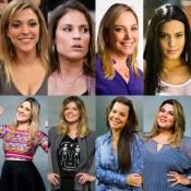 Fernanda Souza e Dani Calabresa podem substituir Monica Iozzi no 'Vídeo Show'