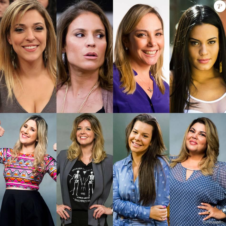 Saiba quem já fez o teste para substituir Monica Iozzi no comando do 'Vídeo Show' ao lado de Otaviano Costa