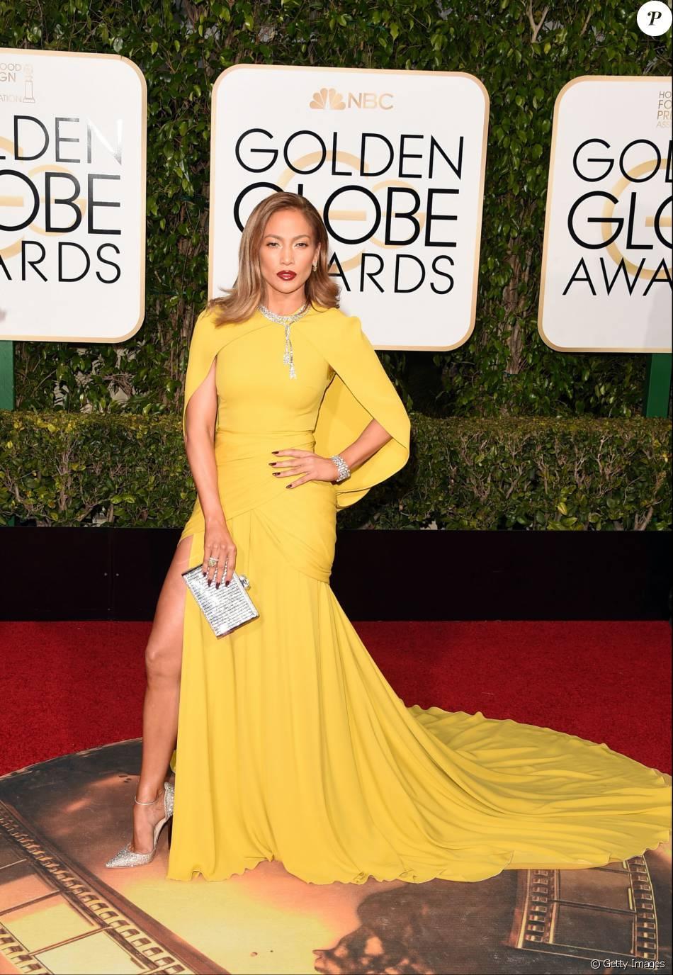 Jennifer Lopez vai ao Globo de Ouro com joias de mais de 200 quilates de diamante