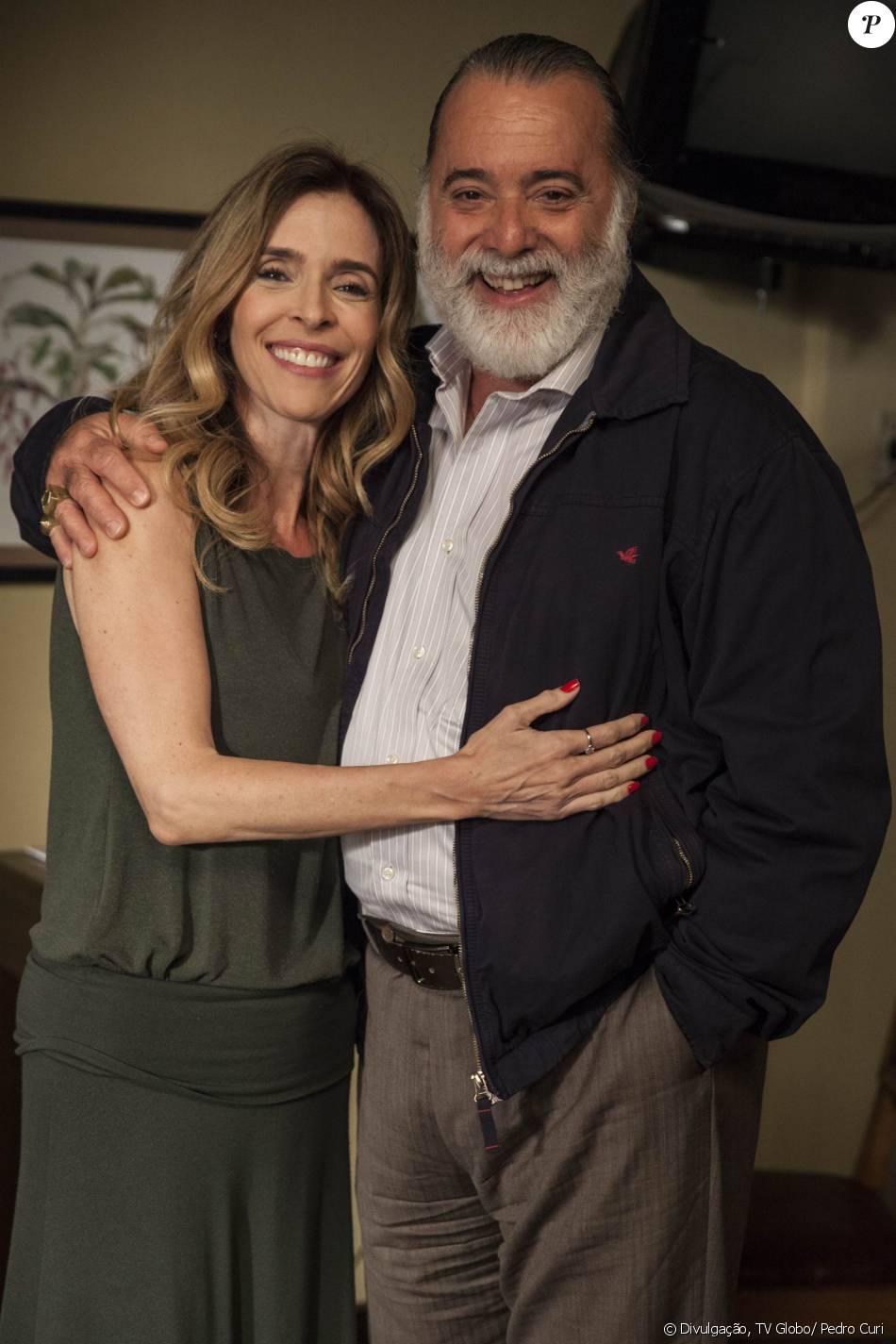 Zé Maria (Tony Ramos) se volta contra a facção e convence Kiki (Deborah Evelyn) a fugir da fazenda com ele, na novela 'A Regra do Jogo', em 18 de janeiro de 2016
