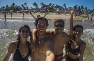 Caio Castro vive romance com Ana Tapajós, apresentadora do Canal OFF, diz jornal
