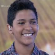 Após 'The Voice Kids', Marcos Tybel canta com João Neto e Frederico na TV