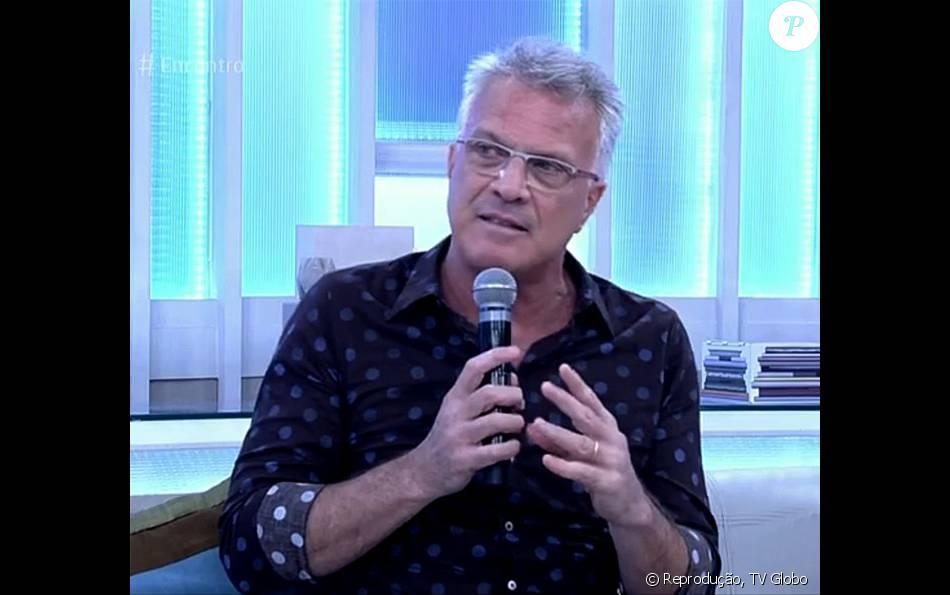 Pedro Bial antecipou quem será o galã do 'Big Brother Brasil 16': 'Um homem de 38 (anos). Um gato!'