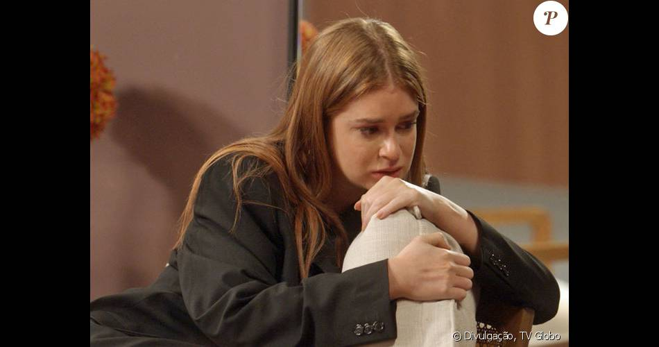 'Totalmente Demais': Eliza (Marina Ruy Barbosa) chora ao terminar namoro com Jonatas (Felipe Simas). 'Me atrapalha'
