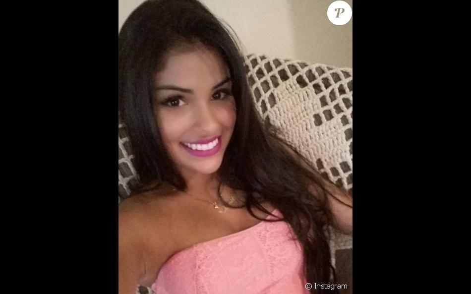 A goiana Munik Nunes, de apenas 19 anos, é uma das participantes do 'Big Brother Brasil 16'