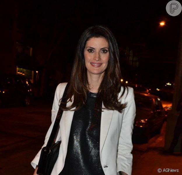 Isabella Fiorentino falou que se sente curada da anorexia, em entrevista a revista 'Dia-a-Dia'