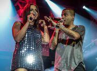 Anitta grava participação no DVD do rapper Projota: 'Tudo lindo'. Veja vídeos!