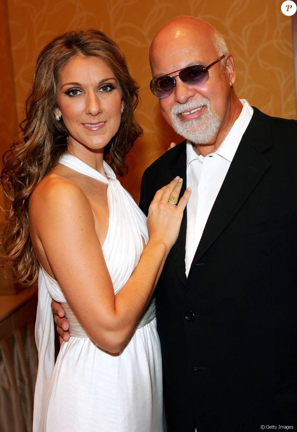 Céline Dion lamentou a morte do marido, René Angélil, nesta quinta-feira, 14 de dezembro de 2016.