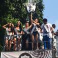 Ao lado de estrelas como Leandra Leal e Maria Rita, Neguinho da Beija-Flor é o padrinho do bloco de rua mais tradicional do Rio de Janeiro