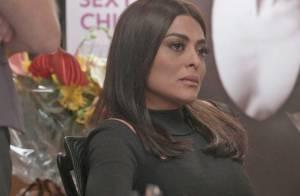 'Totalmente Demais': Carolina ameaça Lorena com sapato após rival vazar vídeo