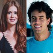 Marina Ruy Barbosa assume namoro com o piloto Alexandre Negrão: 'Feliz'