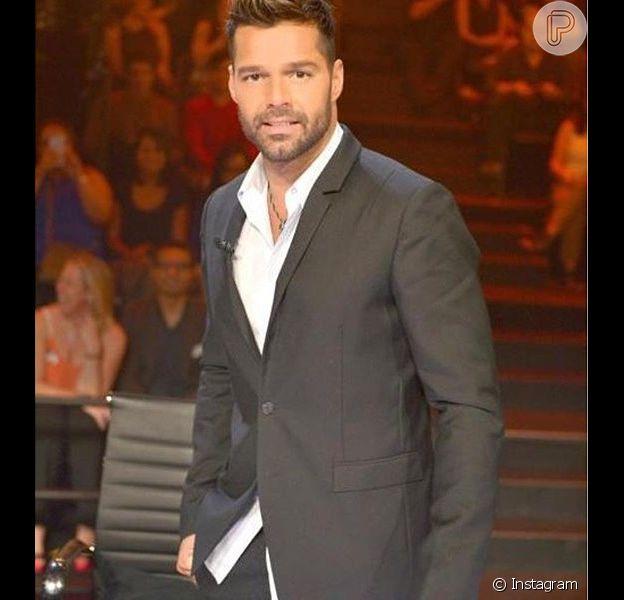 Anos após tornar pública sua homossexualidade, Ricky Martin disse que, caso venha a sentir vontade, não descartaria a chance de fazer sexo com uma mulher