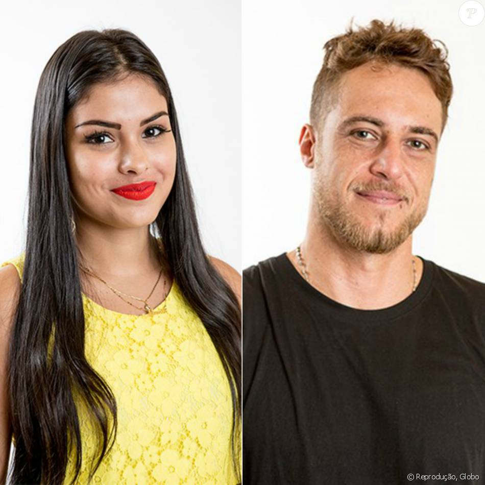 'Big Brother Brasil 16': Munik e Daniel se destacaram nas redes sociais nesta terça-feira, 19 de janeiro de 2015