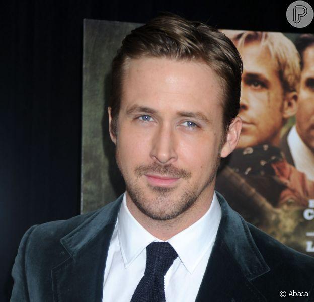 Ryan Gosling recusou papel em 'Cinquenta Tons de Cinza' por não ter interesse no projeto