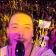 Wesley Safadão ainda lotou mais dois shows no Rio: na Feira de São Cristóvão e na comunidade de Rio das Pedras, nesta terça-feira, 19 de janeiro de 2016