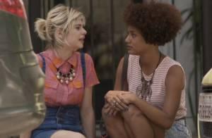Novela 'Totalmente Demais': Lu descarta romance com Adele, mas propõe amizade
