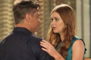 'Totalmente Demais': Eliza e Arthur dão beijo técnico e ela fica balançada