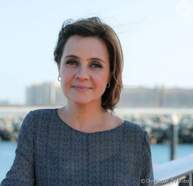 Adriana Esteves volta à TV na novela das 23h, 'Justiça', prevista para ser exibida depois das Olimpíadas, na Globo