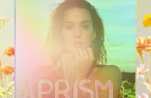 Katy Perry divulga capa de seu novo cd, 'Prism', após lançar o clipe de 'Roar'