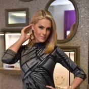 Ana Hickmann participa de inauguração de joalheria em Miami, nos Estados Unidos