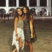 Giulia Costa e Brenno Leone são vistos trocando beijos em show no RJ, diz jornal
