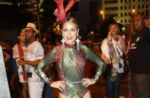 Carnaval 2017: Monique Alfradique será rainha de bateria da Grande Rio