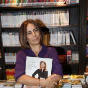 Gloria Pires e mais atores vão a lançamento de biografia de Marília Pêra. Fotos!