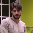 Renan elogiou a beleza de Munik em papo com Matheus no 'Big Brother Brasil 16': 'Uma princesinha'