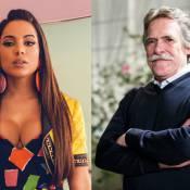 José de Abreu critica sucesso de Anitta e Luan Santana: 'Algo errado no Brasil'