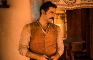 Rodrigo Lombardi grava cenas da novela 'Velho Chico' no sertão de Alagoas