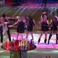 'BBB16': Ana Paula dançou 'Bang' junto com Juliana, Adélia, Maria Claudia, Munik e Renan