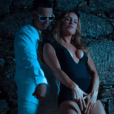 O clipe da música Corazón é uma parceria de Claudia Leitte com o cantor Daddy Yankee