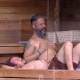 Laércio comentou a discussão com Daniel e Tamiel: 'A mulher virou o capeta'