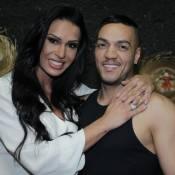Gracyanne Barbosa sugere fim do casamento com Belo depois de forte discussão