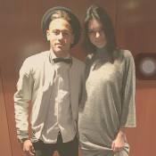 Neymar posta foto com Kendall Jenner e fãs apontam: 'A cara da Bruna Marquezine'