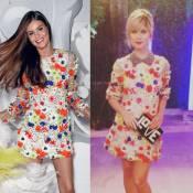 Camila Queiroz repete look já usado por Julianne Trevisol em 'Totalmente Demais'