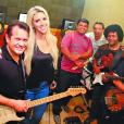 Fonte próxima a Thábata Mendes acusa Ximbinha de maltratar a cantora: 'Situação ficou insustentável'