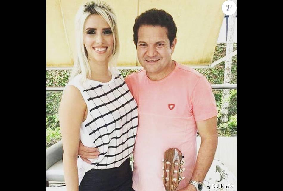Thábata Mendes deixou a banda XCalypso após forte discussão com Ximbinha