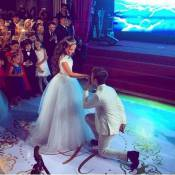 Larissa Manoela dança valsa de 15 anos com o namorado, João Guilherme. Vídeos!
