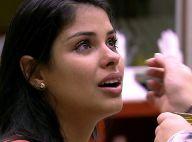 'BBB16': após crise de choro, Munik ganha conselho de Renan. 'Cada um na sua'