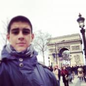 Vinícius, filho de William Bonner e Fátima Bernardes, consegue estágio na Globo