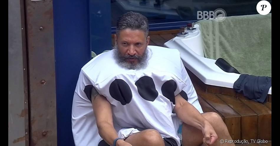 Laércio diz que vai pedir expulsão de Ana Paula do 'BBB16', em 31 de janeiro de 2016