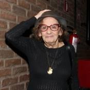 Laura Cardoso comenta notícia de falsa morte: 'Minha filha me ligou apavorada'