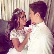 Larissa Manoela se declara no aniversário do namorado, João Guilherme: 'Te amo!'