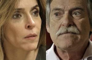 Novela 'A Regra do Jogo': Kiki ameaça entregar Gibson se não reaver a filha