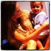 Regina Duarte compartilha fotos dos netinhos, filhos de Gabriela Duarte
