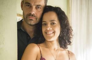 'A Regra do Jogo': Domingas descobre que está grávida de César. 'Sempre quis'